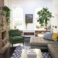 Colorful and spring living room designs (2)