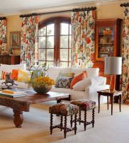 Colorful and spring living room designs (20)
