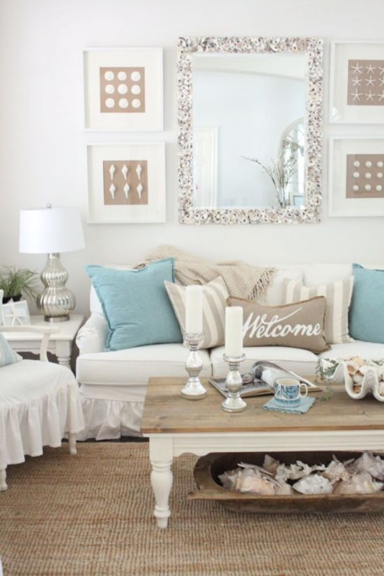 Colorful and spring living room designs (30)
