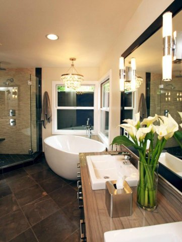 Cool and stylish small bathroom design ideas (16)