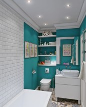 Cool and stylish small bathroom design ideas (2)