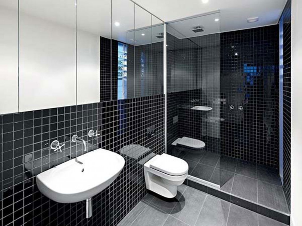30 Cool And Stylish Small Bathroom Designs