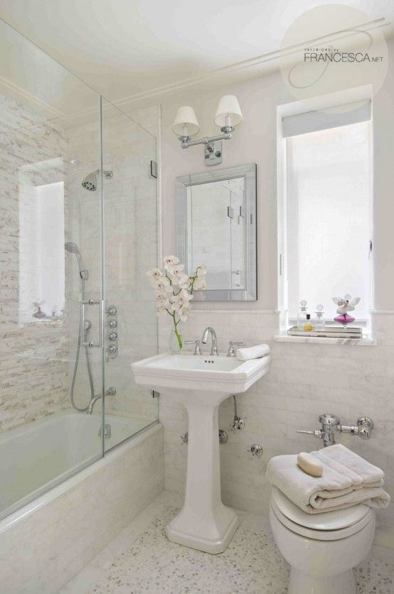 Cool and stylish small bathroom design ideas (29)