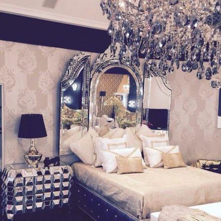 Glamorous bedroom design ideas (11)