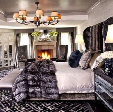 Glamorous bedroom design ideas (17)