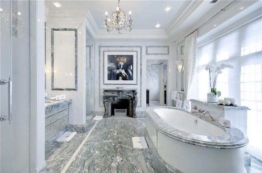 25 Luxurious Marble Bathroom Design Ideas