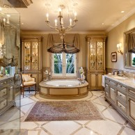 Luxurious marble bathroom designs (2)