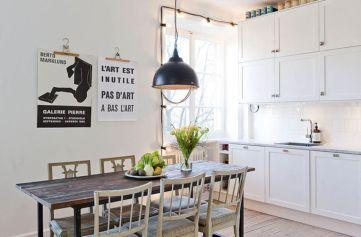 Simple but smart minimalist kitchen design (12)