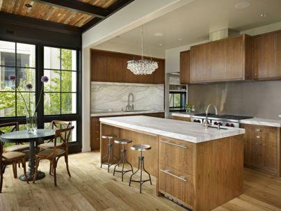 Simple but smart minimalist kitchen design (15)