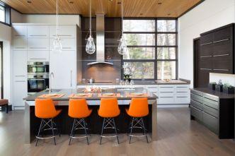 Simple but smart minimalist kitchen design (17)