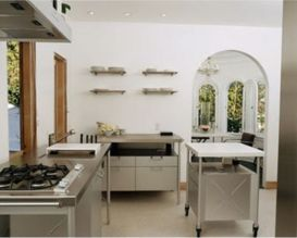 Simple but smart minimalist kitchen design (21)
