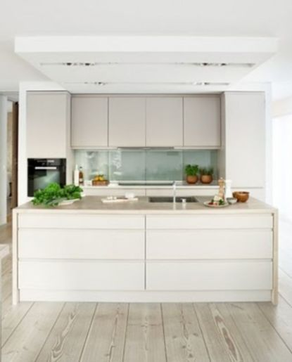 Simple but smart minimalist kitchen design (3)