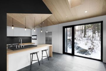 Simple but smart minimalist kitchen design (4)