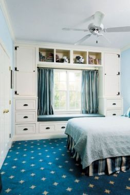 Smart bedroom storage ideas (15)