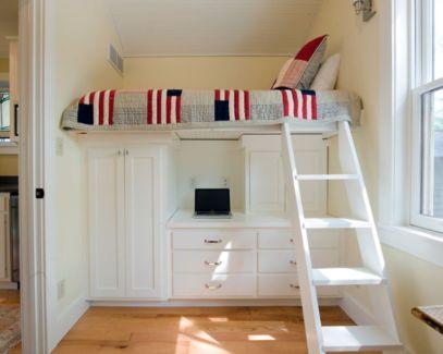 Smart bedroom storage ideas (18)