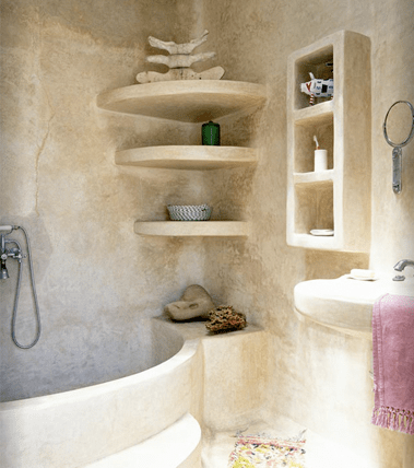 Wonderful stone bathroom designs (3)