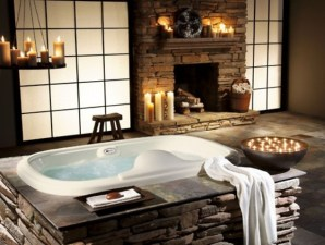 Wonderful stone bathroom designs (4)