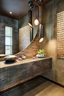 Wonderful stone bathroom designs (7)
