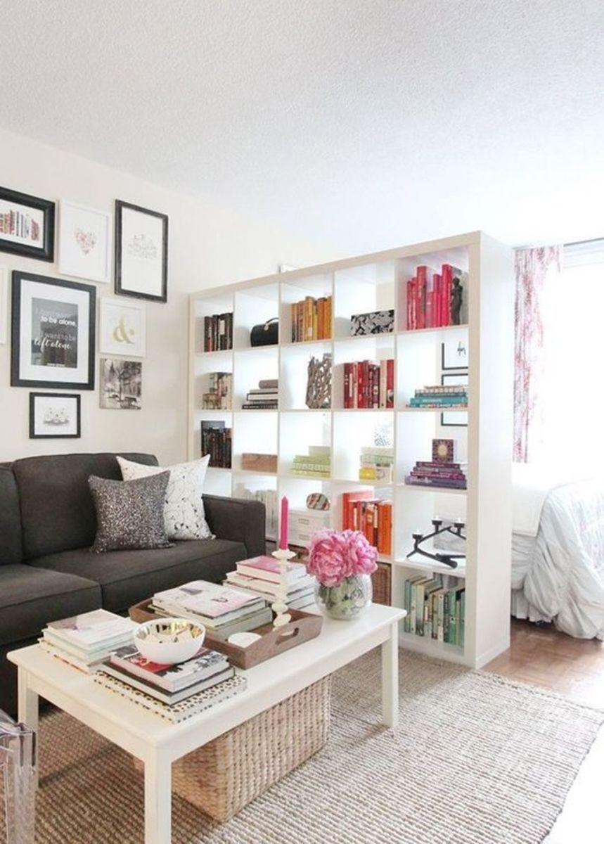 Best inspiring college apartment decoration ideas 39