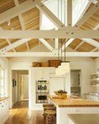 Modern farmhouse kitchen design ideas 07