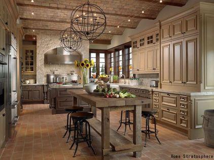 Modern farmhouse kitchen design ideas 15