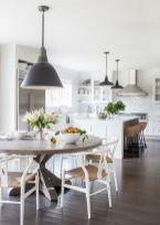 Modern farmhouse kitchen design ideas 41