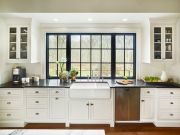 Modern farmhouse kitchen design ideas 59