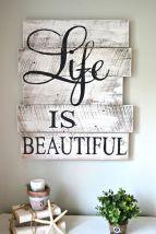 Simple diy rustic home decor ideas 03