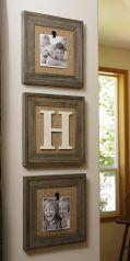 Simple diy rustic home decor ideas 15