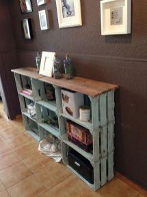 Simple diy rustic home decor ideas 24