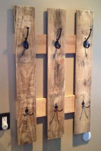 Simple diy rustic home decor ideas 25