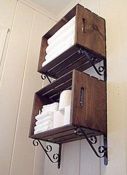 Simple diy rustic home decor ideas 36