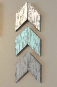 Simple diy rustic home decor ideas 61