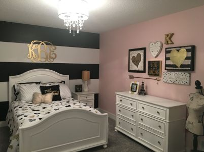 Stylish stylish black and white bedroom ideas (12)