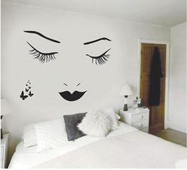 Stylish stylish black and white bedroom ideas (24)