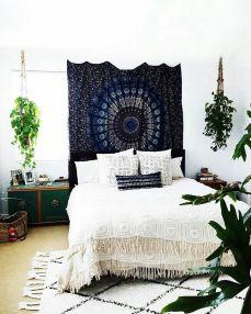 Stylish stylish black and white bedroom ideas (31)