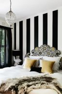 Stylish stylish black and white bedroom ideas (35)