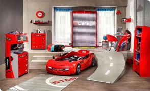 Adorable bedroom decoration ideas for boys 08