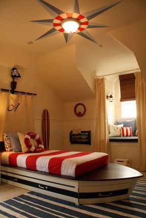 Adorable bedroom decoration ideas for boys 14