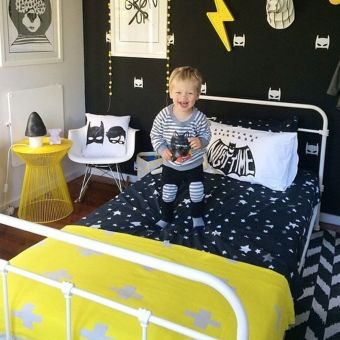 Adorable bedroom decoration ideas for boys 48