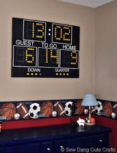Adorable bedroom decoration ideas for boys 50