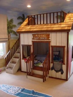 Adorable bedroom decoration ideas for boys 54