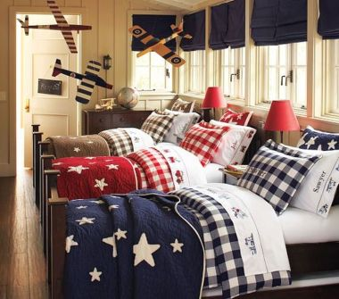Adorable bedroom decoration ideas for boys 55