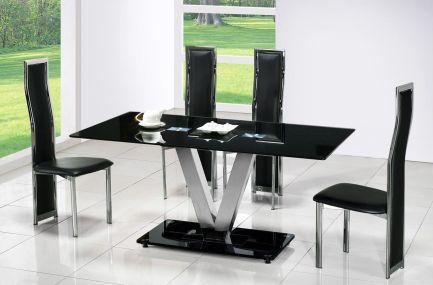 Amazing black and white furniture ideas 17