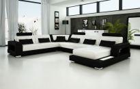 Amazing black and white furniture ideas 29