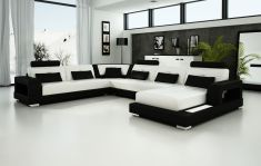 Amazing black and white furniture ideas 29