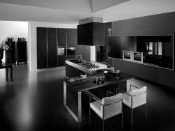 Amazing black and white furniture ideas 31