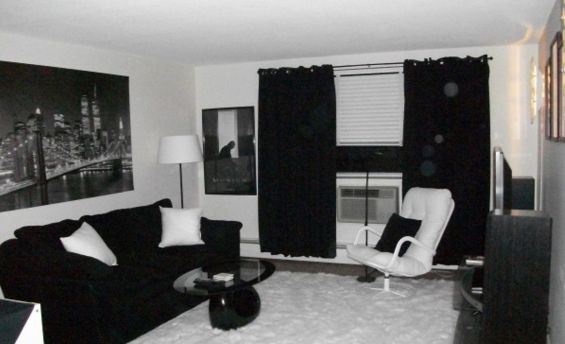 Amazing black and white furniture ideas 42