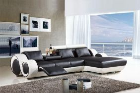 Amazing black and white furniture ideas 52