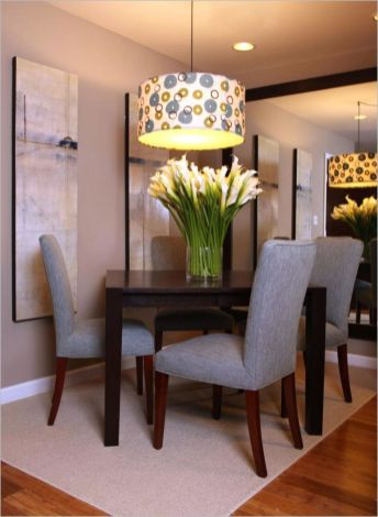Amazing dining room lights ideas for low ceilings 11